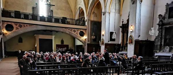 L'église Notre-Dame la Réal de Perpignan, depuis Jacques II jusqu'à nos jours, en passant par le Concile et François Boher