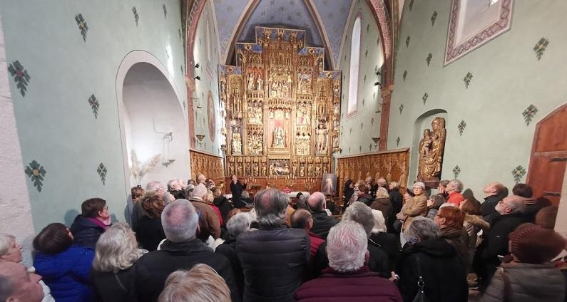 Visite de l'église Saint-Jacques