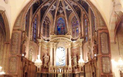 Visite guidée des églises historiques de Perpignan – 26 Février et 4 Mars 2020